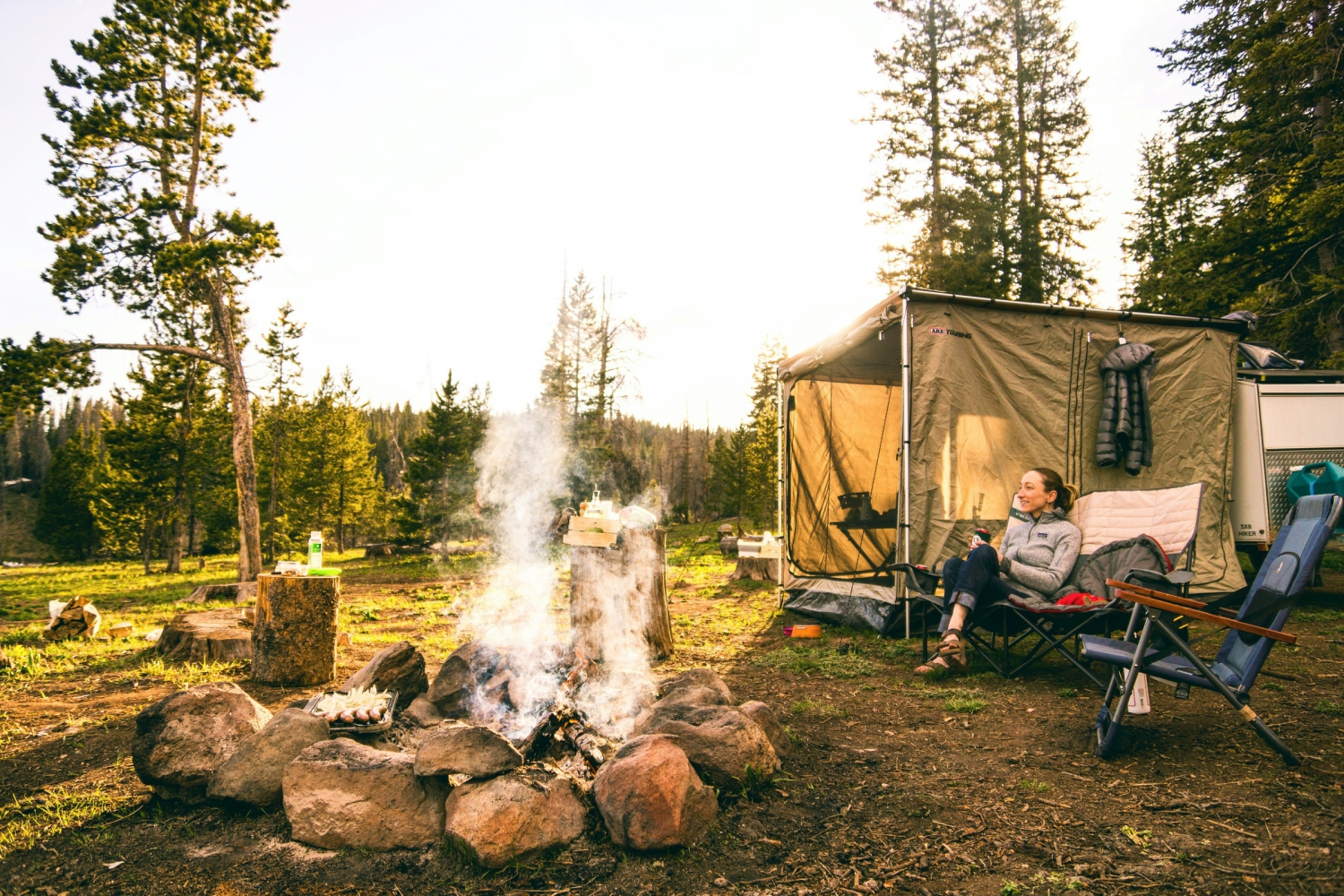 10 Camping Do's and Dont's