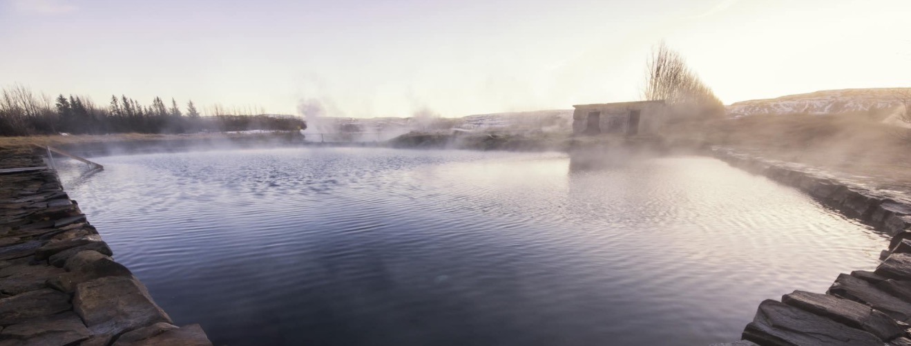 10 Iceland Hot Springs that Aren't the Blue Lagoon