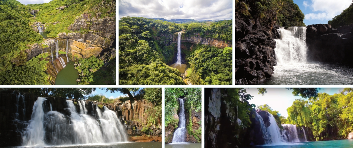 11 Must-See Waterfalls in Mauritius
