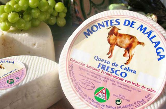 8 Cheeses from Malaga, amongst the Best in the World