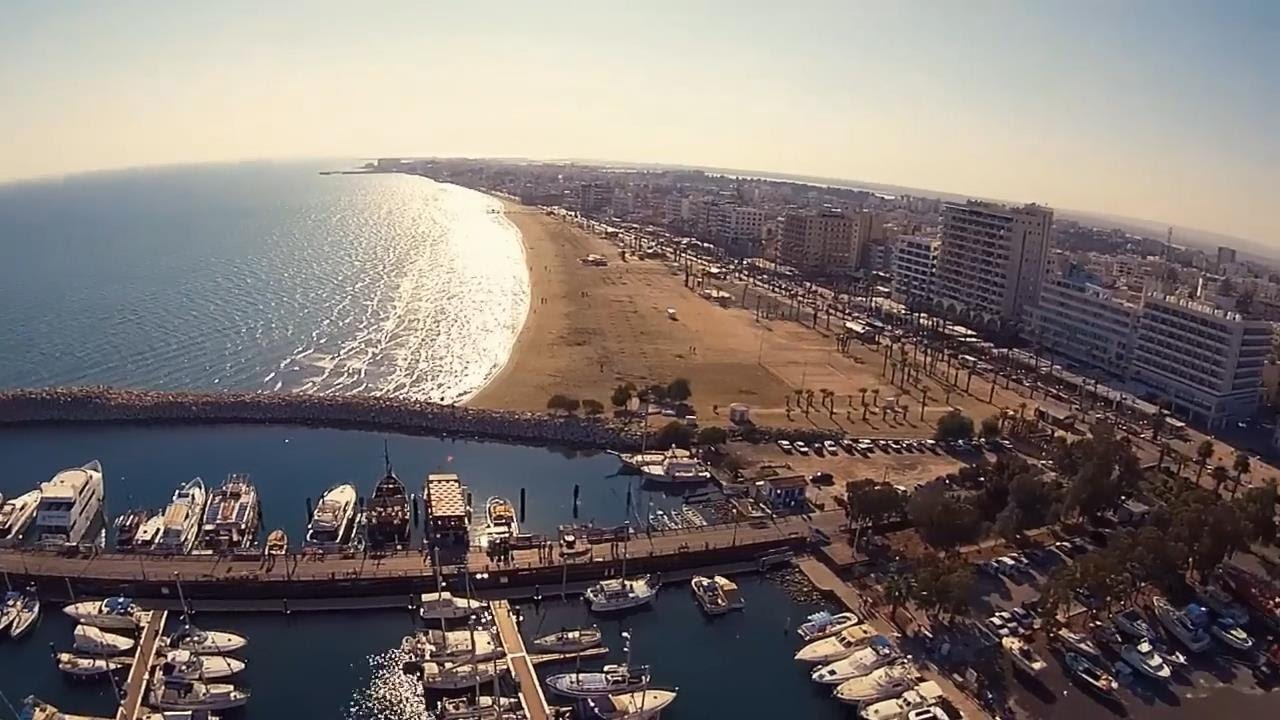 A Day in Larnaka