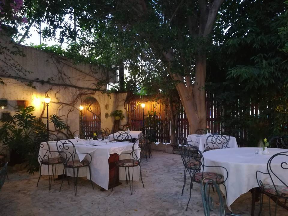 A Hidden Oasis in the Centre of Larnaka