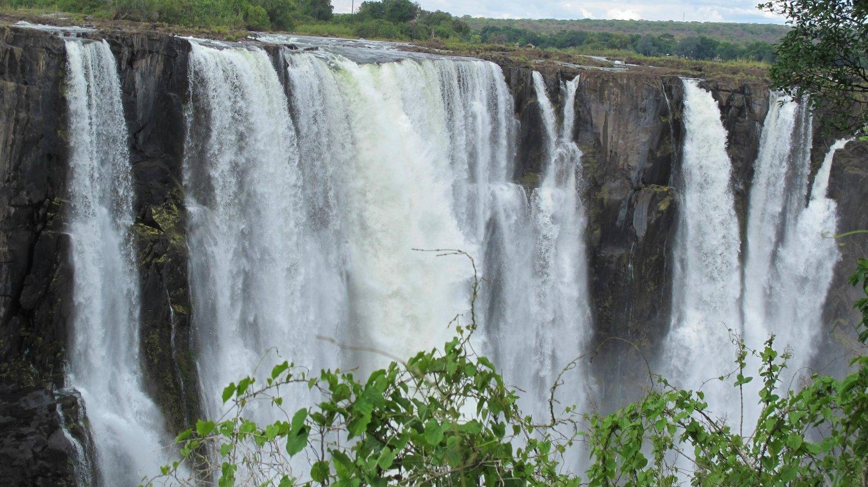 A November Trip to Victoria Falls