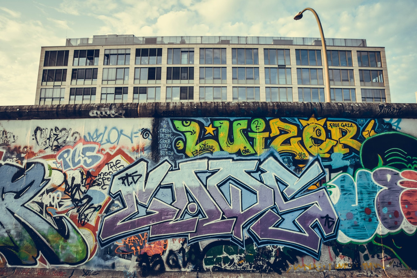 All about the Berlin Wall