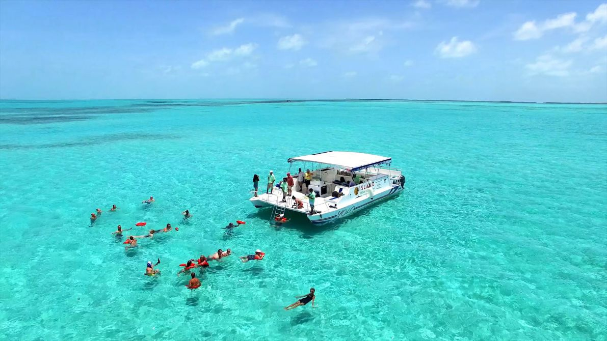 Ambergris Island, a place without hurry in Belize