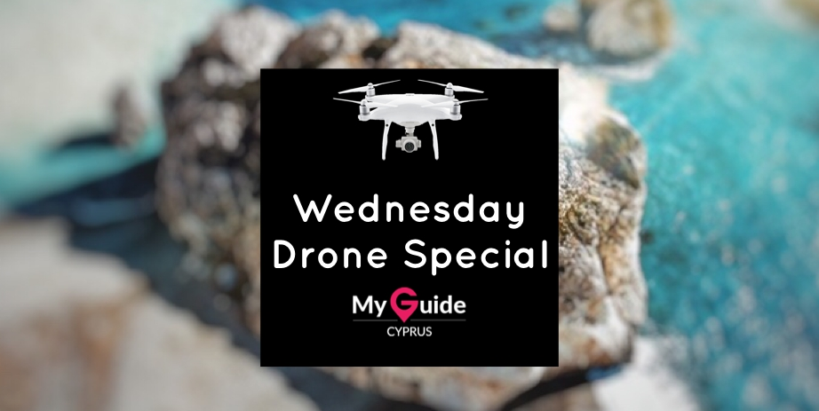 Aphrodite's Rock Special | Welcome to our Wednesday Drone Exclusive