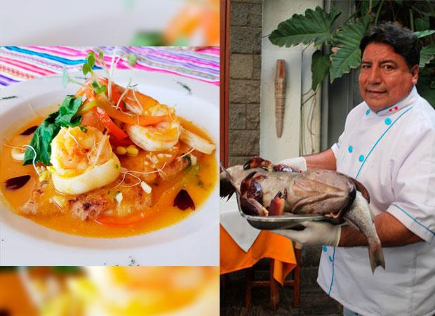 "Aristotle Brena: chef of ""Nazca 21"" delights palates"