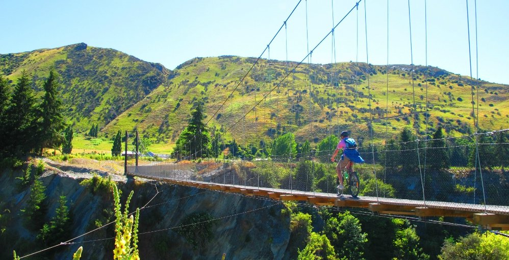 Arrowtown Bike Trail