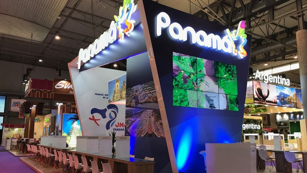 ATP launches social networks in China and new 'app' VisitPanama