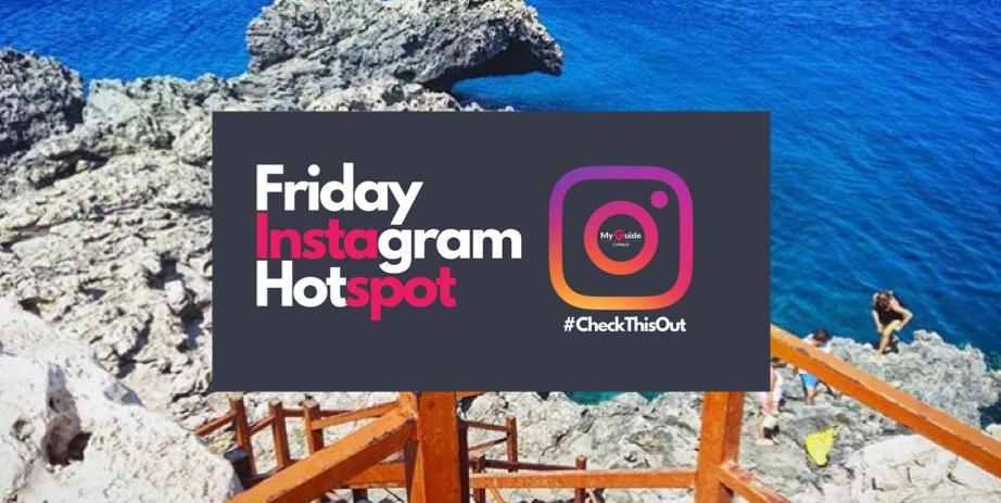 Ayioi Anargyroi, Protaras! | Friday Instagram Hotspot