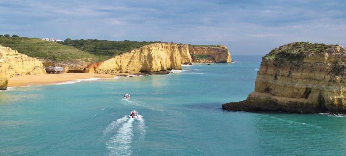 Best Boat Tours in the Algarve in Fall