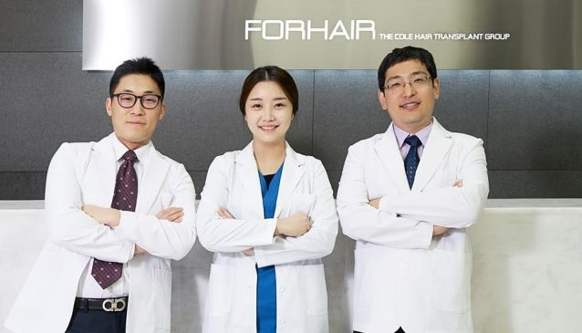 Best Hair Transplant Clinics Seoul, Korea