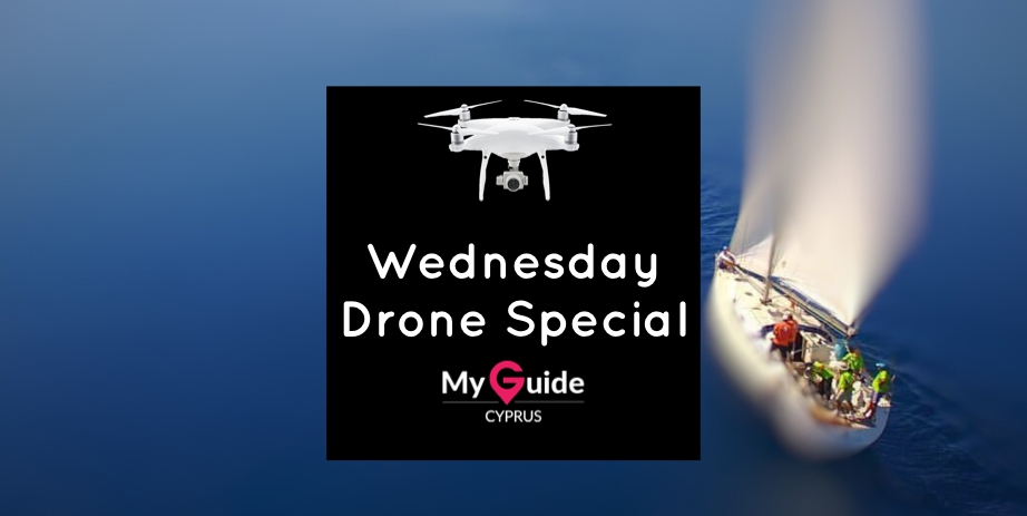 Blue on Blue on Blue | Welcome to our Wednesday Drone Exclusive