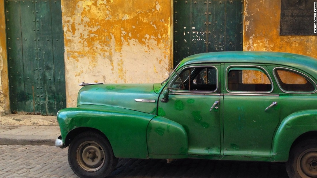 Buy a car in Cuba