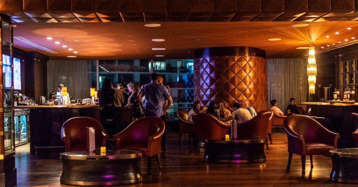 Cava 15 Bar at JW Marriott Panama