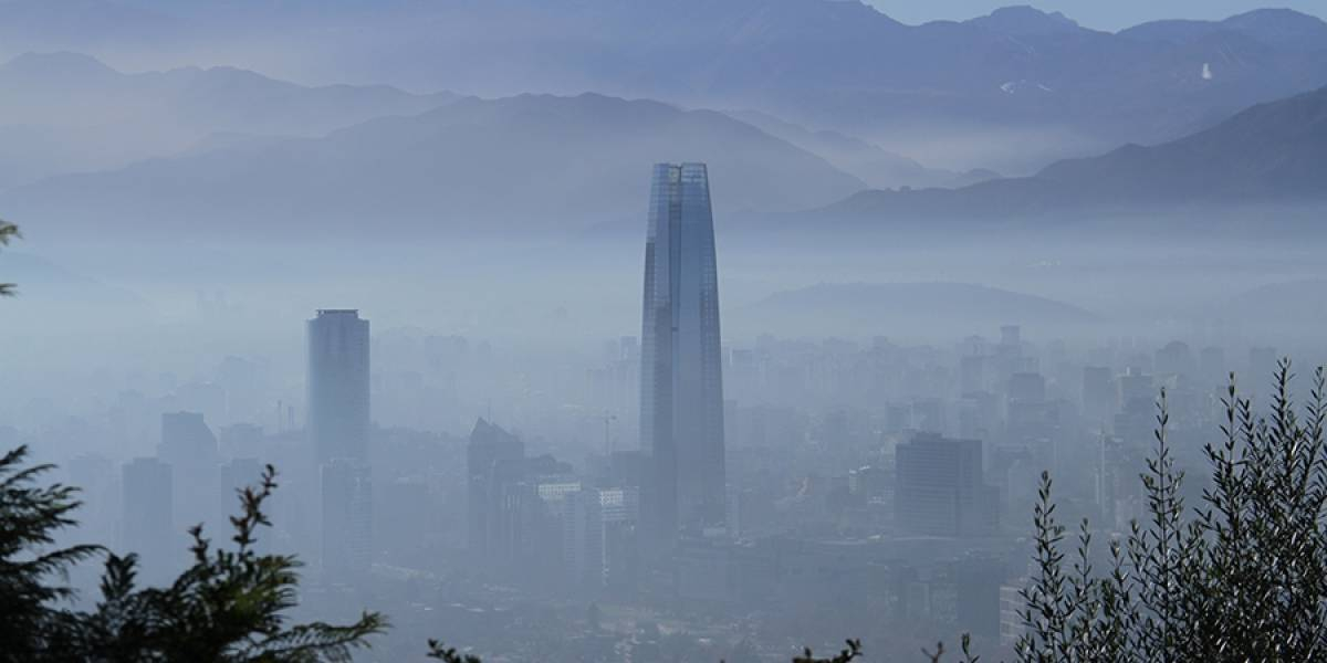 Chile will have the first building in Latin America that purifies the air