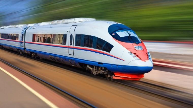China in Panama: high-speed train