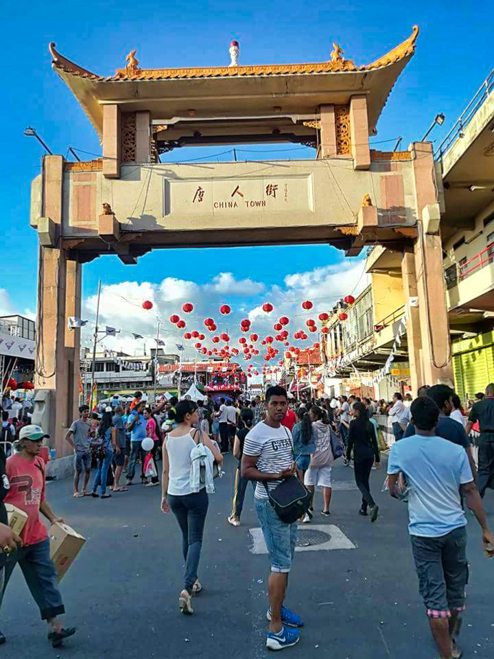 China Town Port Louis (Chinese Food and Cultural Festival)