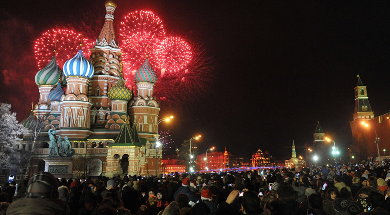 Закроют красную площадь на новый год