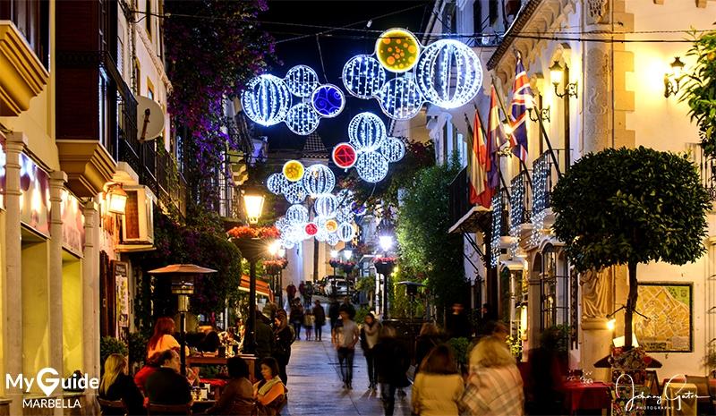 Christmas programmes in Marbella and San Pedro de Alcántara 2017
