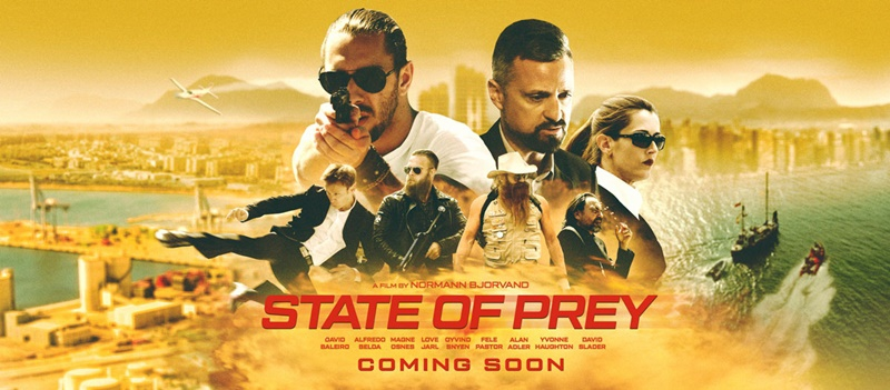 Crime Thriller Film Made On The Costa Blanca