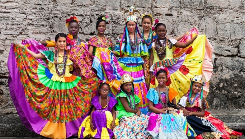 Culture Congo tourist attraction of Panama recognized as intangible cultural heritage