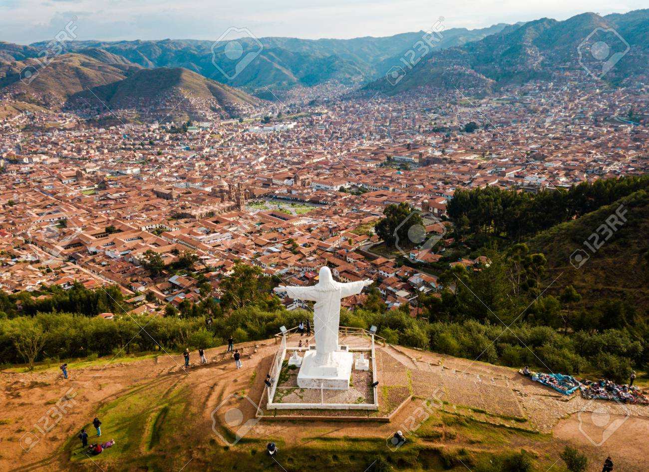 Cusco on a day of excursion: travel the incas ruins