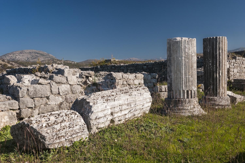 Doclea, Montenegro