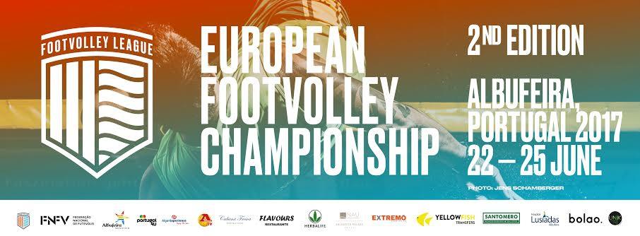 European Footvolley Championship 2017