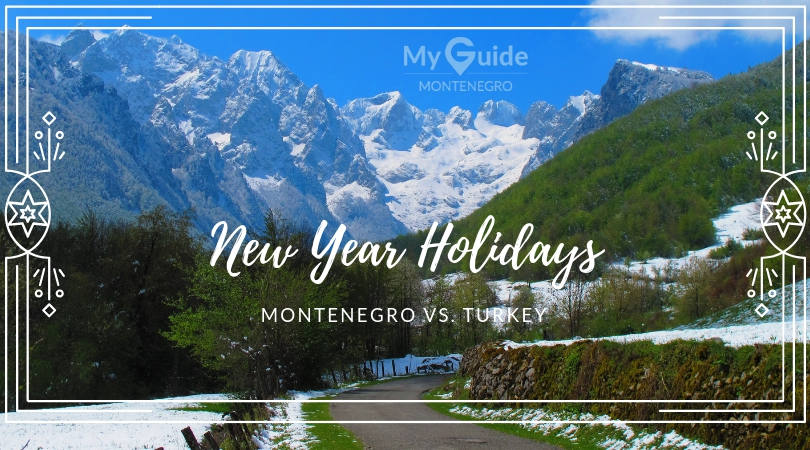 European New Year Traditions: Montenegro vs. Turkey
