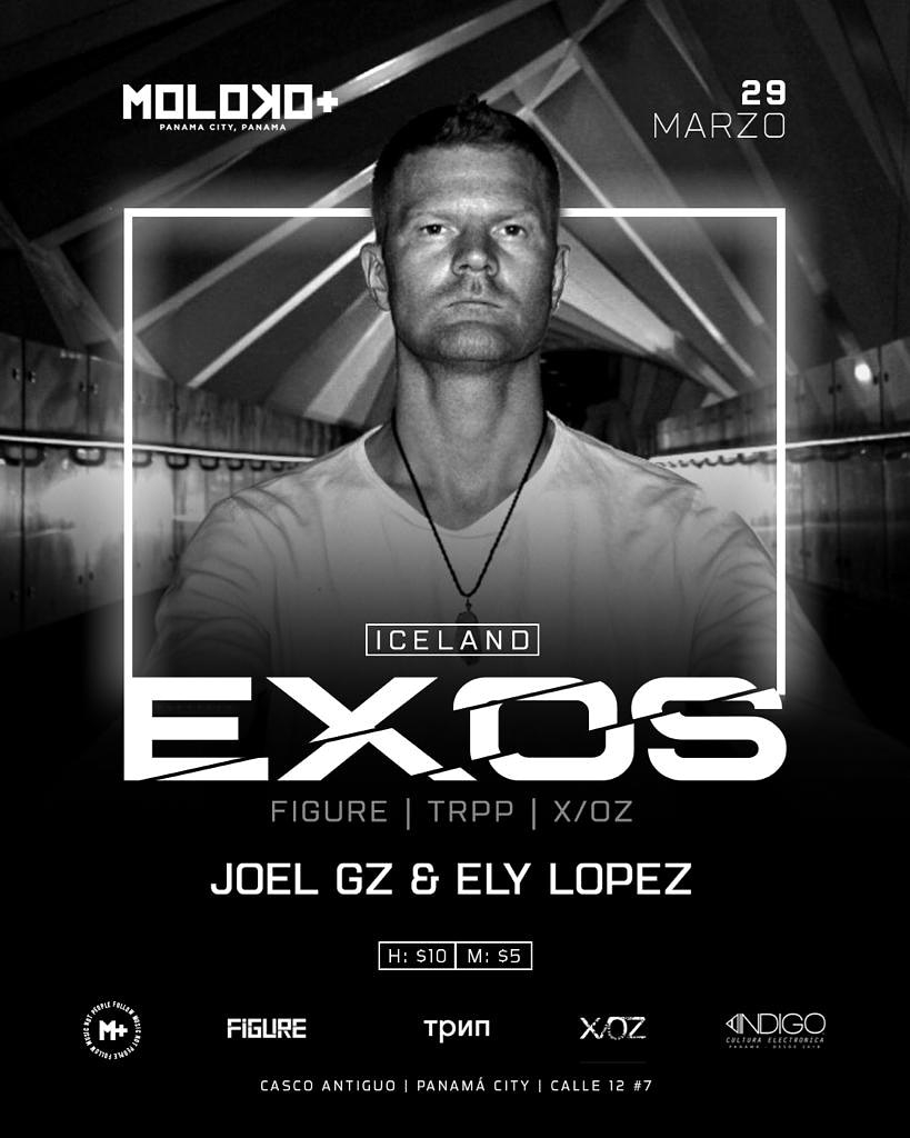EXOS in Panama!!! SAVE THE DATE!