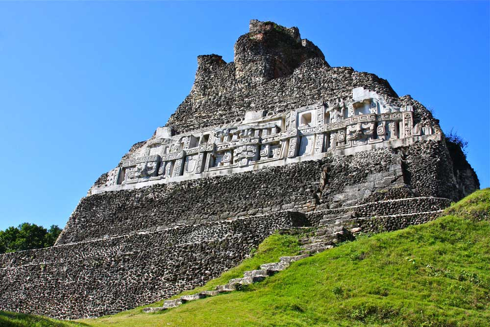 Explore the fascinating Mayan ruins of Belize