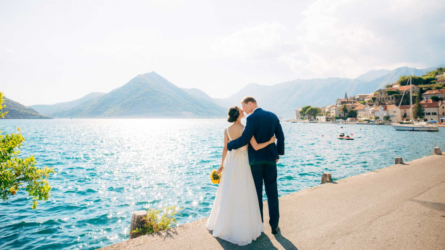 Fairytale Weddings in Montenegro