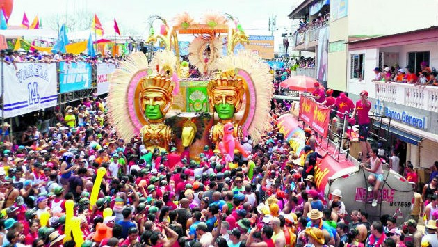 Festivities that you must live in Panama
