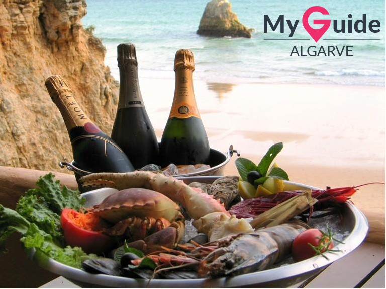 Find a Foodie's Paradise in The Algarve