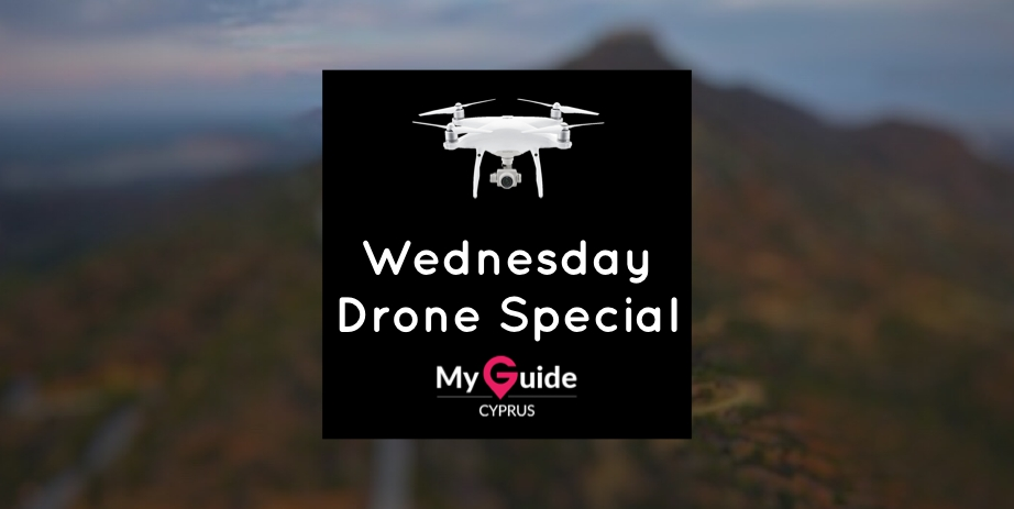 Flight over Stavronouni with Vasilis Kalianiotis  | Welcome to our Wednesday Drone Exclusive
