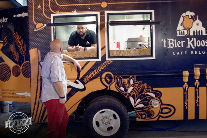 Food Truck Race: The participants met the jury for the first time