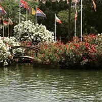 Garden of nations - Jardin de las naciones - Torrevieja