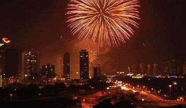 Going to Panama, Happy New Year 2019