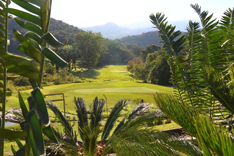 Golfing in Zimbabwe