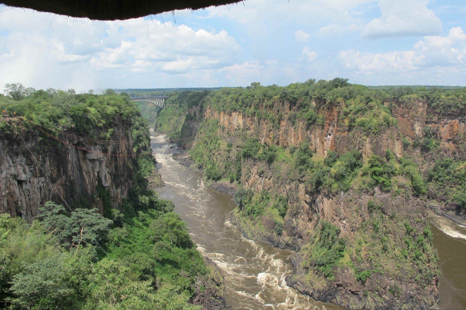 Green Season Trip To Victoria Falls - Part 2