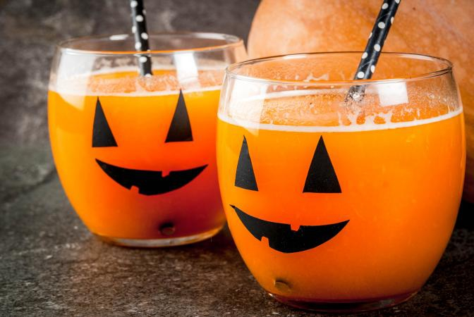 Halloween: 4 cocktails inspired by the date you can prepare