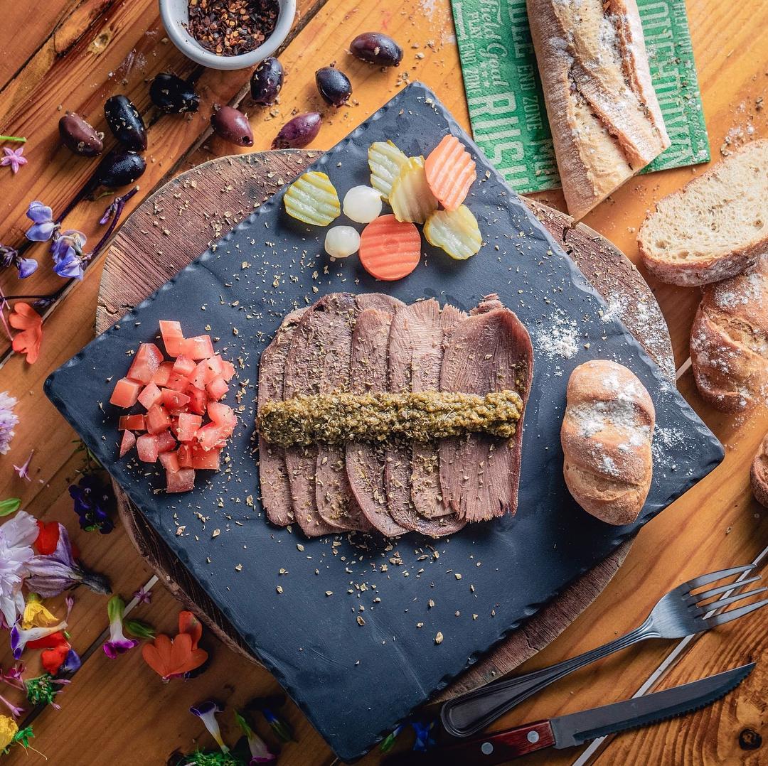 Flavors of Italian gastronomy