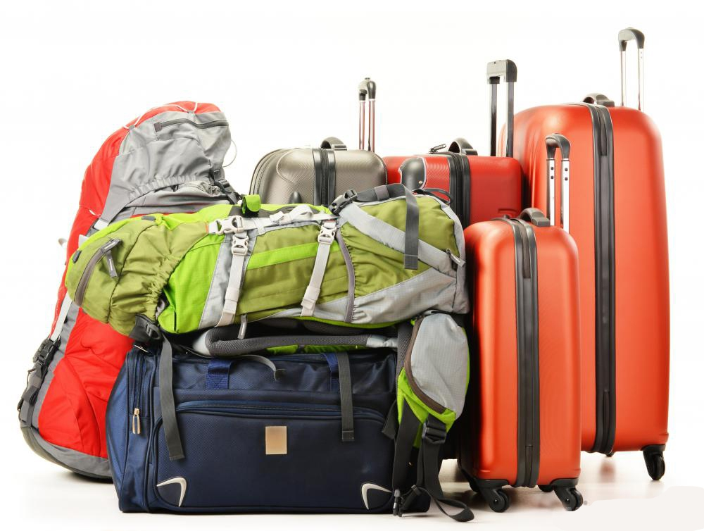 How to organize the travel suitcase