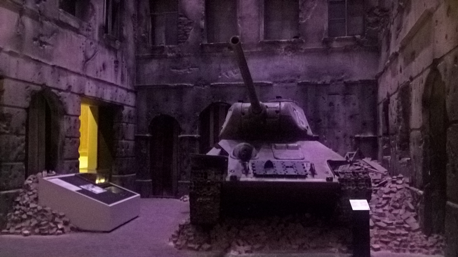 II WORLD WAR MUSEUM