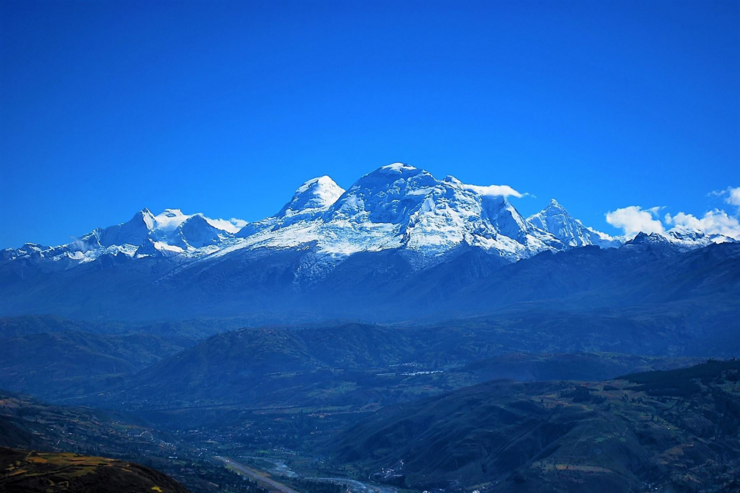 International Mountain Day: get to know the 7 highest mountains in Peru