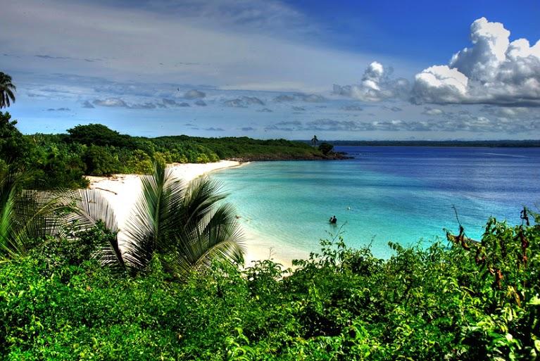 Isla Iguana National Park A place full of life