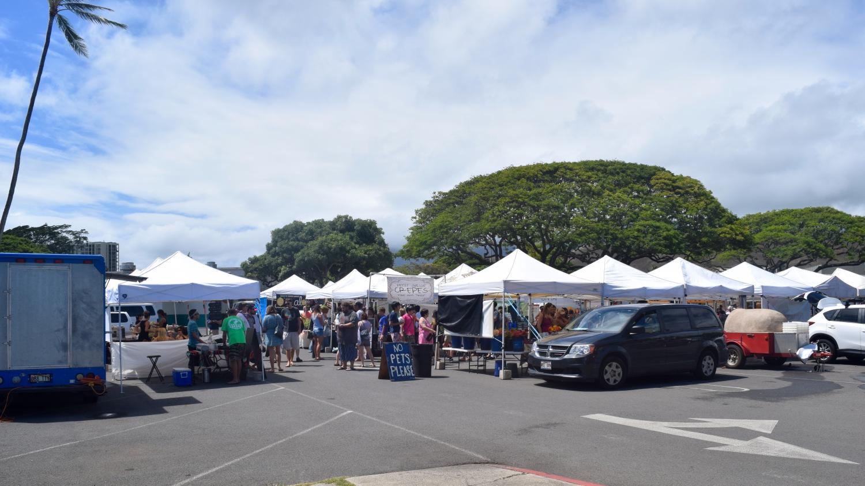 Kailua Town Farmers Market