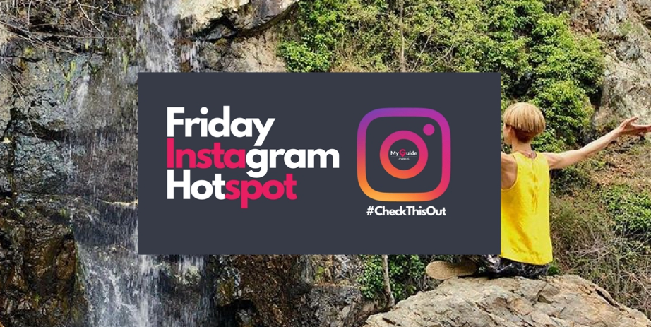 Kaledonia Falls, Platres!         Friday Instagram Hotspot