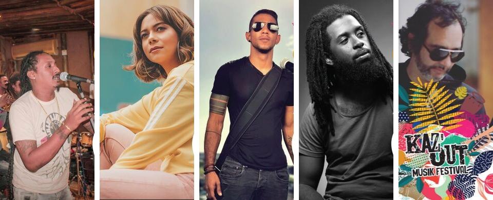 Kaz'Out Musik Festival 2019 Artists Line Up Kanbar